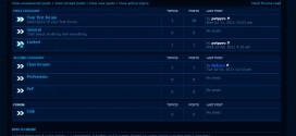 PHPbb Skin StarCraft